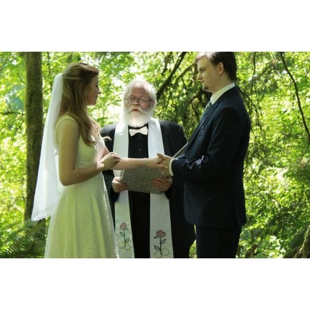 Wedding Ceremonies Your Way - Officiate/Minister - Portland OR Wedding Officiant / Clergy Photo 18