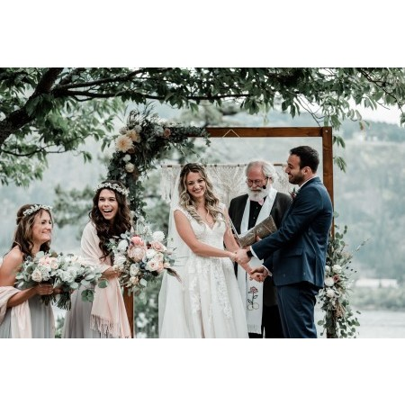 Wedding Ceremonies Your Way - Officiate/Minister - Portland OR Wedding Officiant / Clergy Photo 19