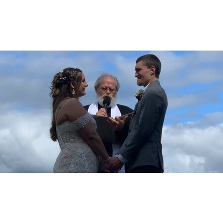 Wedding Ceremonies Your Way - Officiate/Minister - Portland OR Wedding Officiant / Clergy Photo 24