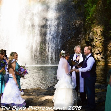 Wedding Ceremonies Your Way - Officiate/Minister - Portland OR Wedding Officiant / Clergy Photo 8