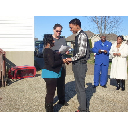 Tors Ministries - Louisville KY Wedding Officiant / Clergy Photo 8