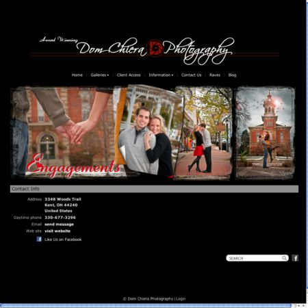 Dom Chiera Photography - Kent OH Wedding Photographer Photo 1