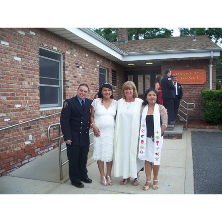 Rev. Kathleen Kufs with JOY Unlimited - Huntington Station NY Wedding Officiant / Clergy Photo 1