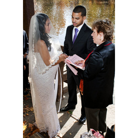 Rev. Kathleen Kufs with JOY Unlimited - Huntington Station NY Wedding Officiant / Clergy Photo 11