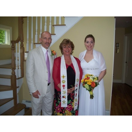 Rev. Kathleen Kufs with JOY Unlimited - Huntington Station NY Wedding Officiant / Clergy Photo 13