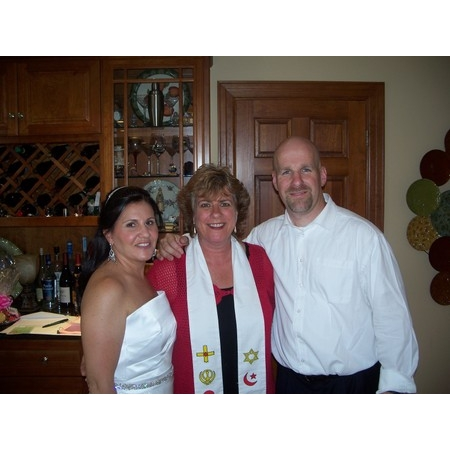 Rev. Kathleen Kufs with JOY Unlimited - Huntington Station NY Wedding Officiant / Clergy Photo 14
