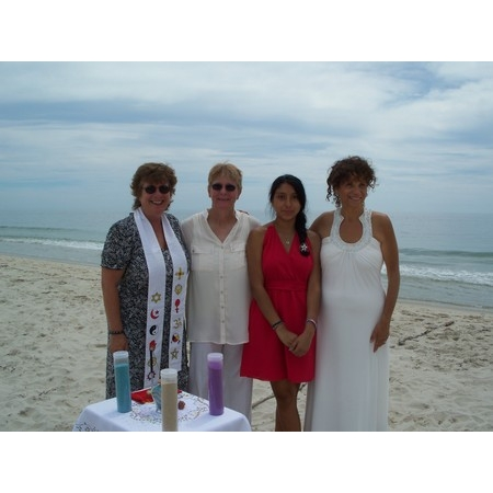 Rev. Kathleen Kufs with JOY Unlimited - Huntington Station NY Wedding Officiant / Clergy Photo 17