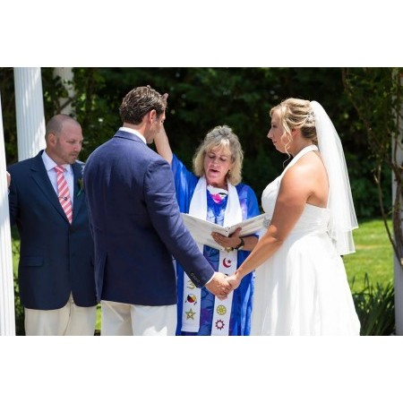 Rev. Kathleen Kufs with JOY Unlimited - Huntington Station NY Wedding Officiant / Clergy Photo 20
