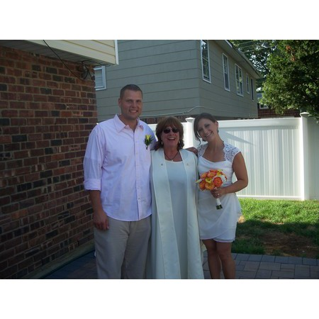 Rev. Kathleen Kufs with JOY Unlimited - Huntington Station NY Wedding Officiant / Clergy Photo 25