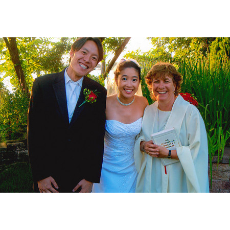 Rev. Kathleen Kufs with JOY Unlimited - Huntington Station NY Wedding Officiant / Clergy Photo 4