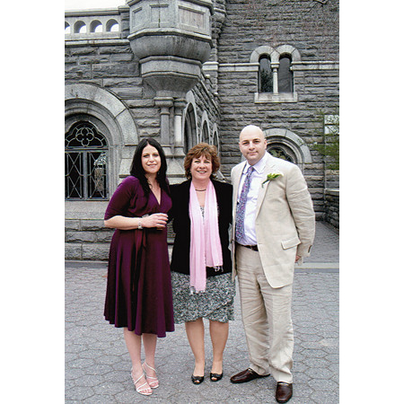 Rev. Kathleen Kufs with JOY Unlimited - Huntington Station NY Wedding Officiant / Clergy Photo 5