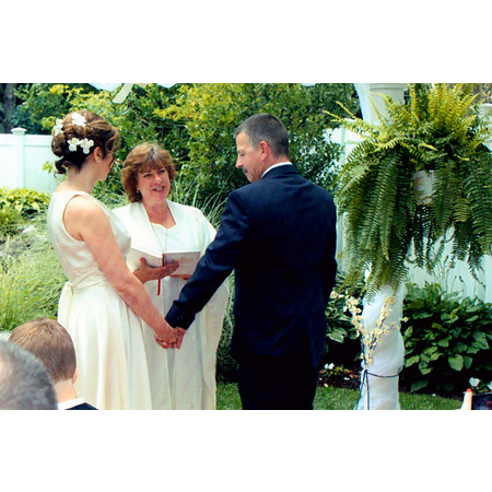Rev. Kathleen Kufs with JOY Unlimited - Huntington Station NY Wedding Officiant / Clergy Photo 7