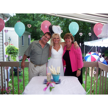 Rev. Kathleen Kufs with JOY Unlimited - Huntington Station NY Wedding Officiant / Clergy Photo 8