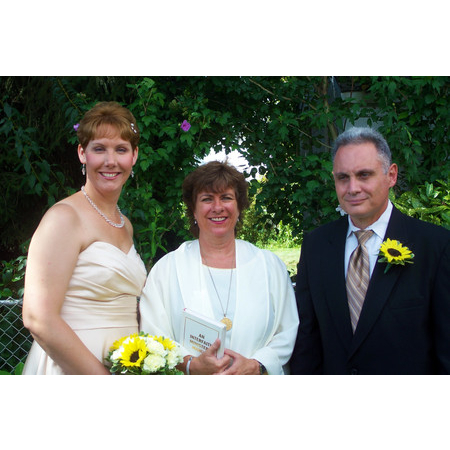 Rev. Kathleen Kufs with JOY Unlimited - Huntington Station NY Wedding Officiant / Clergy Photo 9