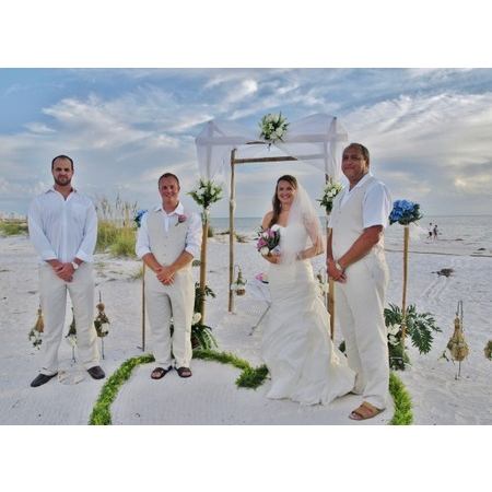 Abby Affordable Florida Weddings - Clearwater FL Wedding Planner / Coordinator Photo 25