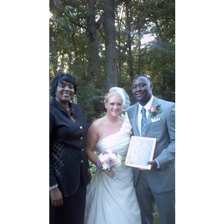 Regal Ceremonies by Denneti - Chesapeake VA Wedding Officiant / Clergy Photo 4