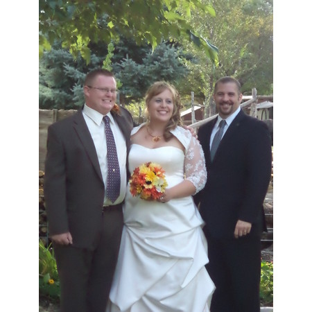 A Blessed Union, Rev. Christopher Scuderi - Salt Lake City UT Wedding Officiant / Clergy Photo 12