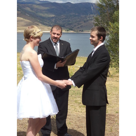 A Blessed Union, Rev. Christopher Scuderi - Salt Lake City UT Wedding Officiant / Clergy Photo 13