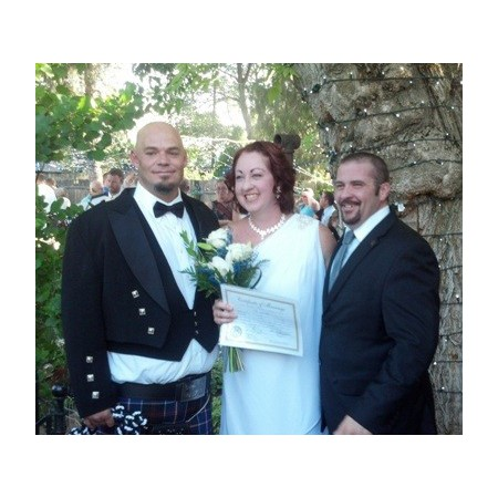 A Blessed Union, Rev. Christopher Scuderi - Salt Lake City UT Wedding Officiant / Clergy Photo 4