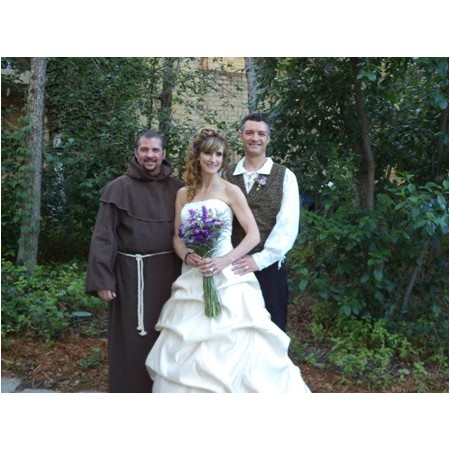 A Blessed Union, Rev. Christopher Scuderi - Salt Lake City UT Wedding Officiant / Clergy Photo 6