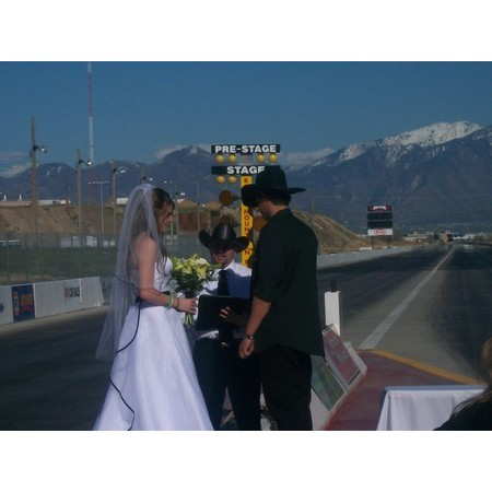 A Blessed Union, Rev. Christopher Scuderi - Salt Lake City UT Wedding Officiant / Clergy Photo 7