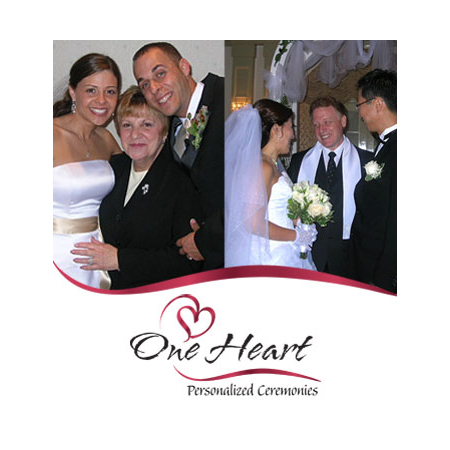 One Heart Personalized Ceremonies - Suffern NY Wedding Officiant / Clergy Photo 1