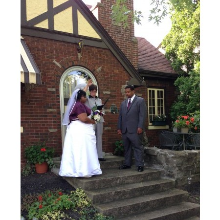 Rev. Anne B. Becker - Cincinnati OH Wedding Officiant / Clergy Photo 6