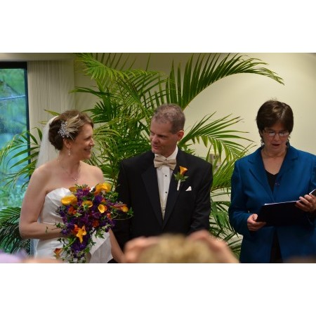 Rev. Anne B. Becker - Cincinnati OH Wedding Officiant / Clergy Photo 7