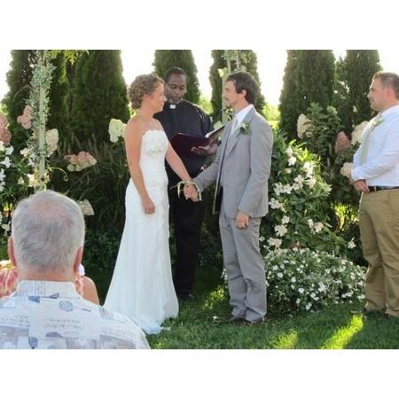 The Rebel Reverend - Park Forest IL Wedding Officiant / Clergy Photo 1