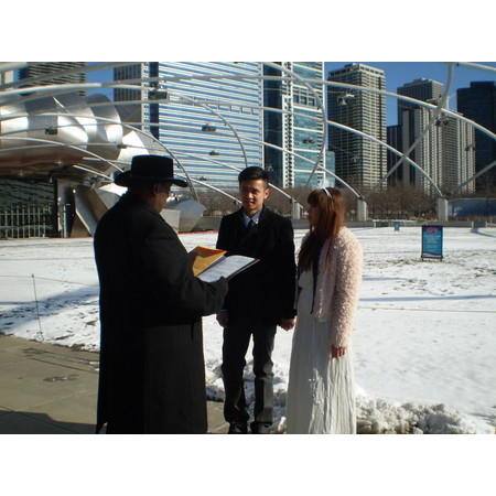 The Rebel Reverend - Park Forest IL Wedding Officiant / Clergy Photo 14