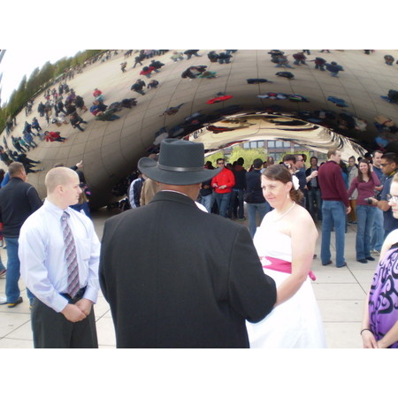 The Rebel Reverend - Park Forest IL Wedding Officiant / Clergy Photo 17