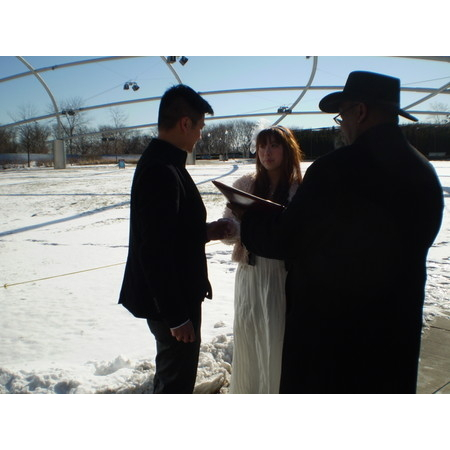 The Rebel Reverend - Park Forest IL Wedding Officiant / Clergy Photo 18