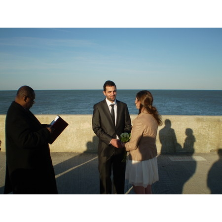 The Rebel Reverend - Park Forest IL Wedding Officiant / Clergy Photo 4