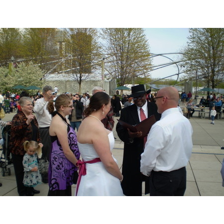 The Rebel Reverend - Park Forest IL Wedding Officiant / Clergy Photo 5