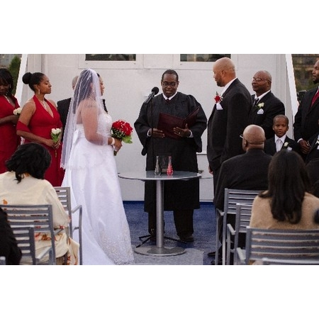 The Rebel Reverend - Park Forest IL Wedding Officiant / Clergy Photo 9