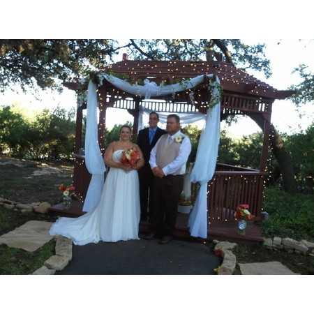 Andrew Smart Wedding Minister - Pipe Creek TX Wedding Officiant / Clergy Photo 11