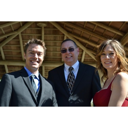 Andrew Smart Wedding Minister - Pipe Creek TX Wedding Officiant / Clergy Photo 14