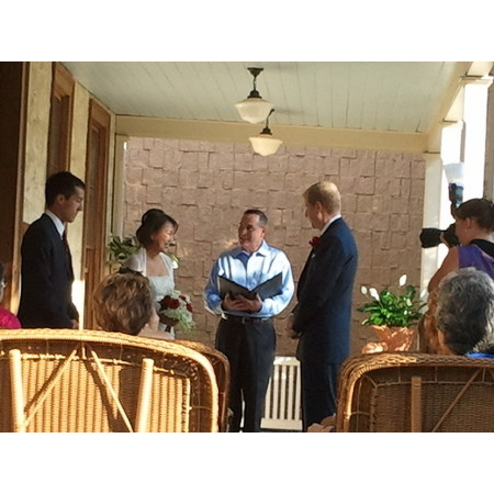 Andrew Smart Wedding Minister - Pipe Creek TX Wedding Officiant / Clergy Photo 16