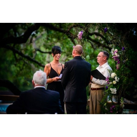 Andrew Smart Wedding Minister - Pipe Creek TX Wedding Officiant / Clergy Photo 17