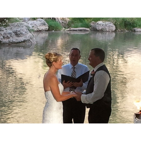 Andrew Smart Wedding Minister - Pipe Creek TX Wedding Officiant / Clergy Photo 22