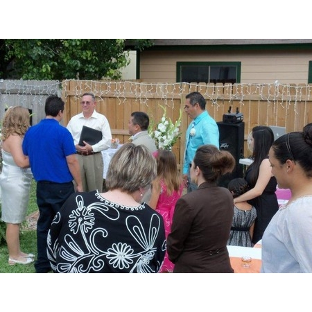 Andrew Smart Wedding Minister - Pipe Creek TX Wedding Officiant / Clergy Photo 24