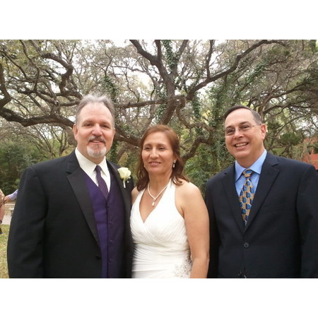Andrew Smart Wedding Minister - Pipe Creek TX Wedding Officiant / Clergy Photo 25