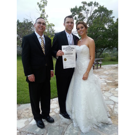 Andrew Smart Wedding Minister - Pipe Creek TX Wedding Officiant / Clergy Photo 8