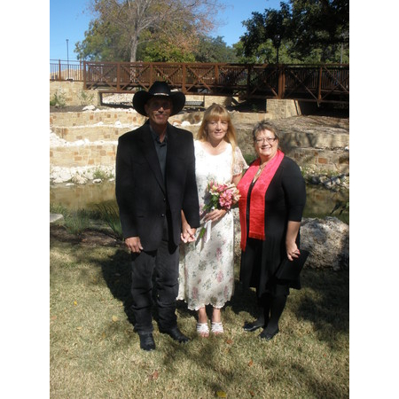 Once Upon a Wedding - Seguin TX Wedding Officiant / Clergy Photo 3