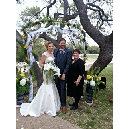 Once Upon a Wedding - Seguin TX Wedding Officiant / Clergy Photo 4