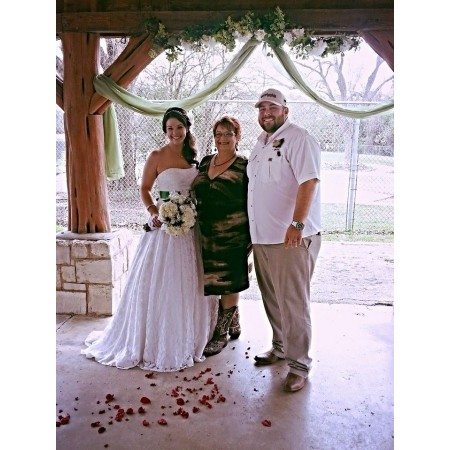 Once Upon a Wedding - Seguin TX Wedding Officiant / Clergy Photo 9