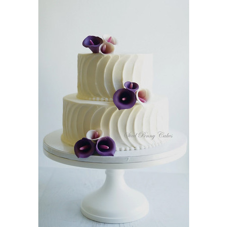 Steel Penny Cakes - Mount Pleasant PA Wedding Cake Photo 7