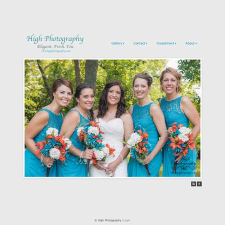 High Photography - Moorhead MN Wedding Photographer Photo 1