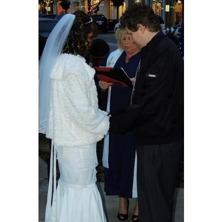 Ceremonies by Rev. Christina Ministries & Assoc. - Dearborn MI Wedding Officiant / Clergy Photo 4