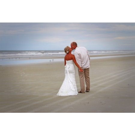 Affordable Beach Wedding - New Smyrna Beach FL Wedding Ceremony Site Photo 5